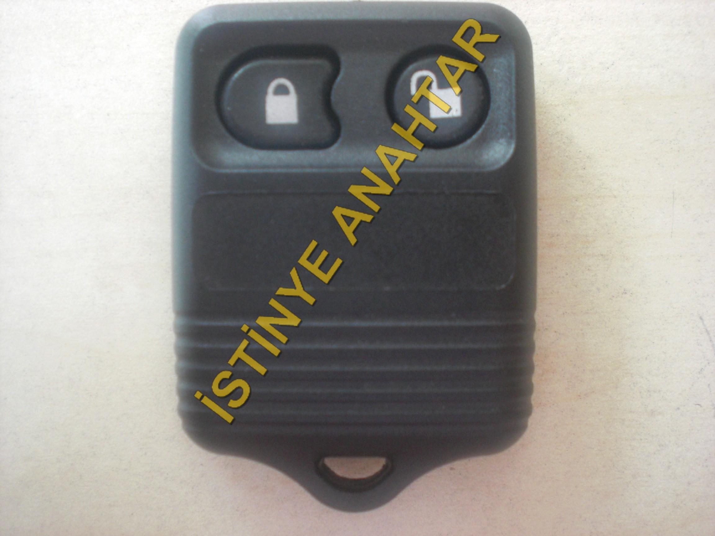 Ford Connect Kumanda Kasası | Oto Anahtari | İmmobilizer Sistem