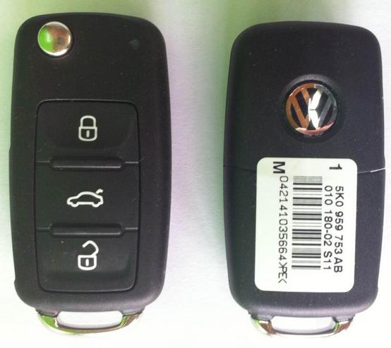 volkswagen anahtarı   oto anahtari   İmmobilizer sistem