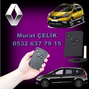 Renault scenic 3 kart kopyalama