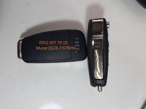 Audi a1 anahtar görselidir.